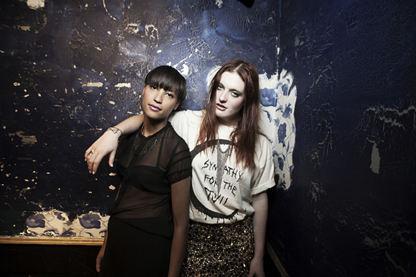 on entend à new york icona pop