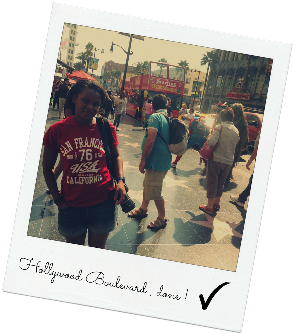 hollywood boulevard