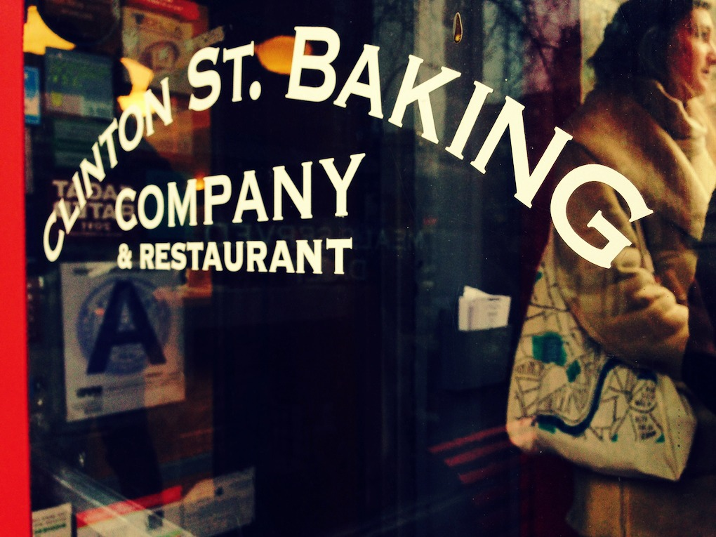 Brunch à Clinton Street Baking Co & Restaurant – Lower East Side