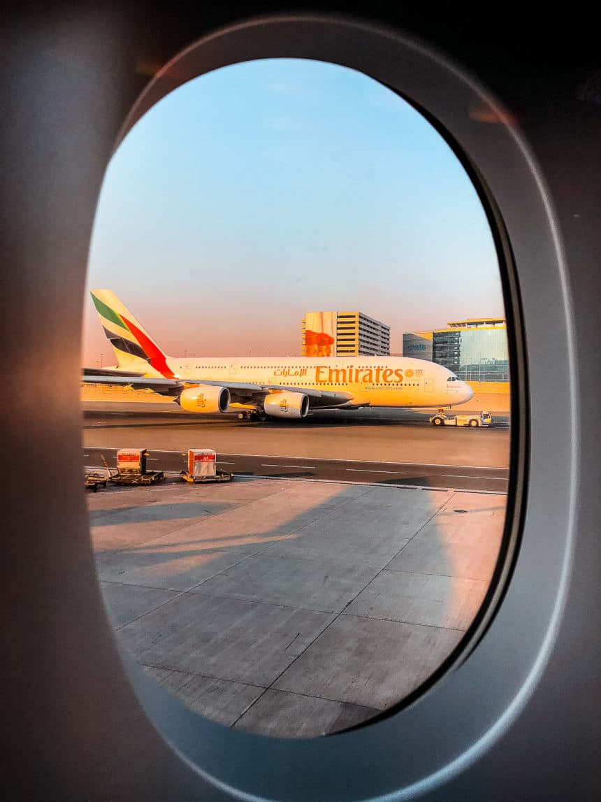 emirates-airlines-860x1147 Mon avis sur Emirates Airlines : vol Paris Dubai en A380