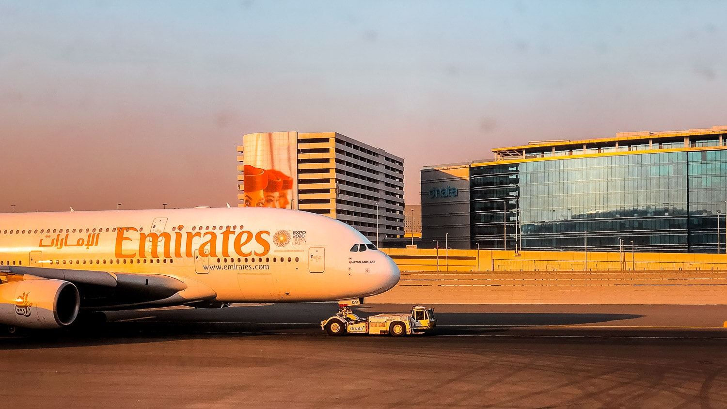 emirates airlines vol paris dubai