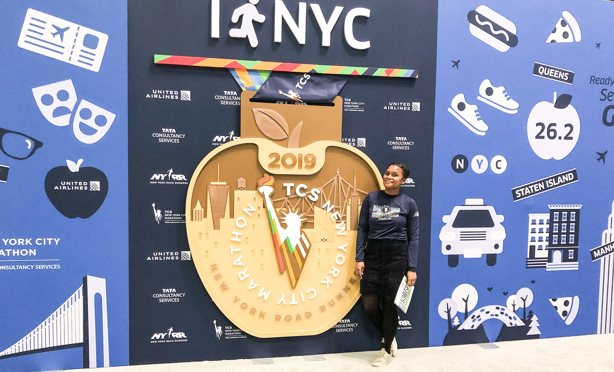marathon-new-york-united-airlines Marathon New York 2019, un rêve qui s'est réalisé - TEAM FOR KIDS !