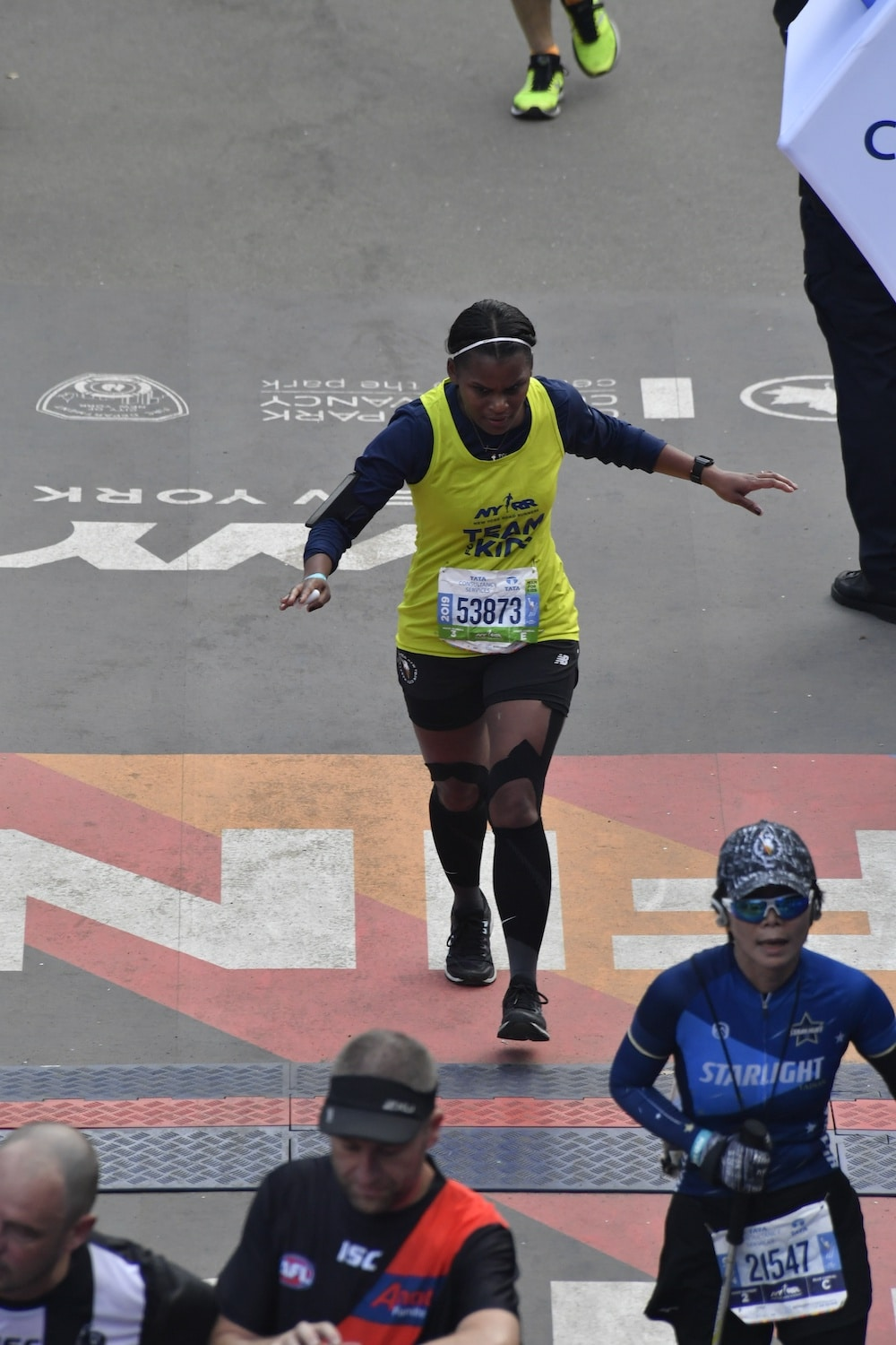 marathon-new-york Marathon New York 2019, un rêve qui s'est réalisé - TEAM FOR KIDS !