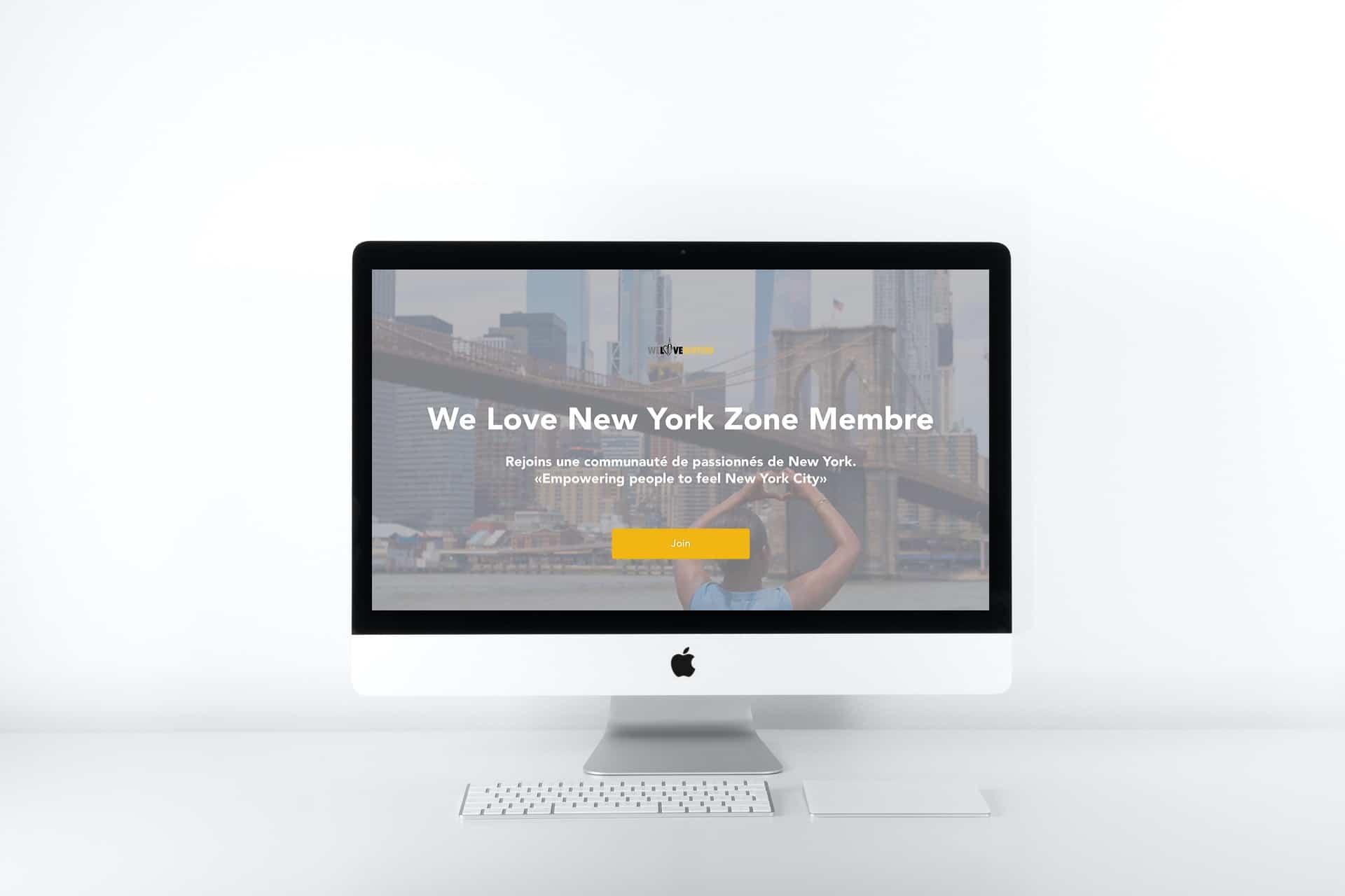 Membre We Love New York