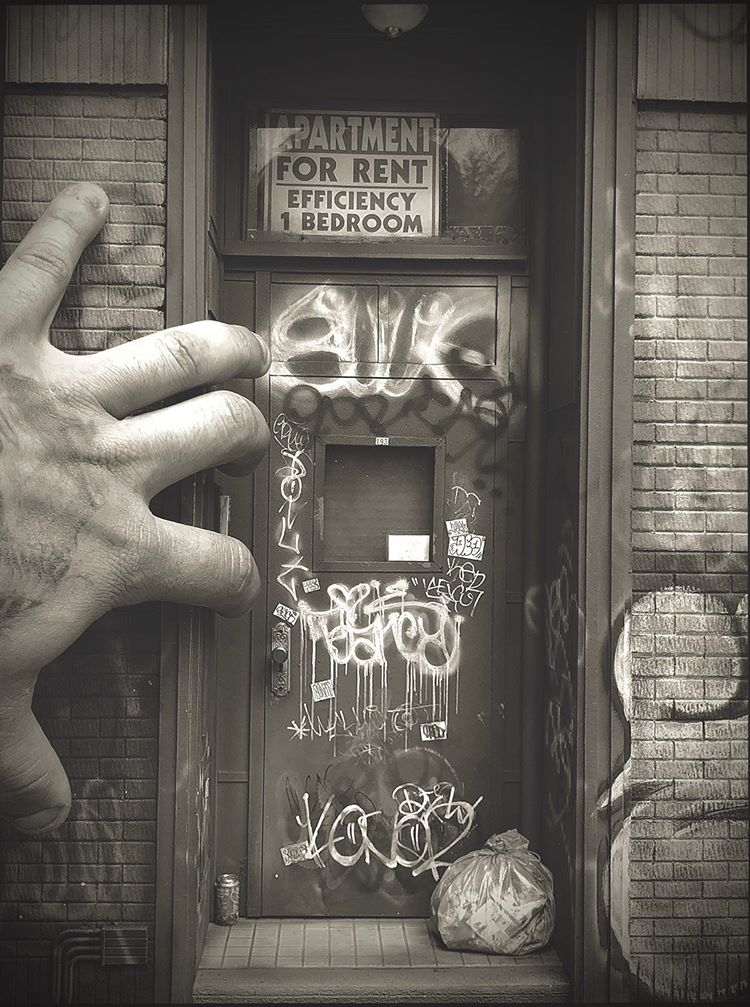 Kevin dalenti diorama new york door