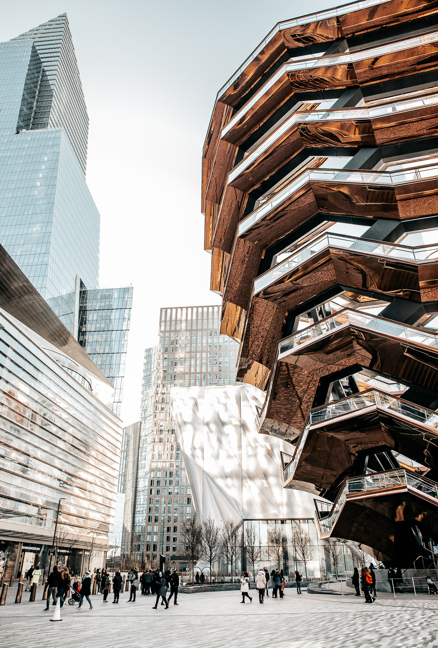 hudson yards vessel new york