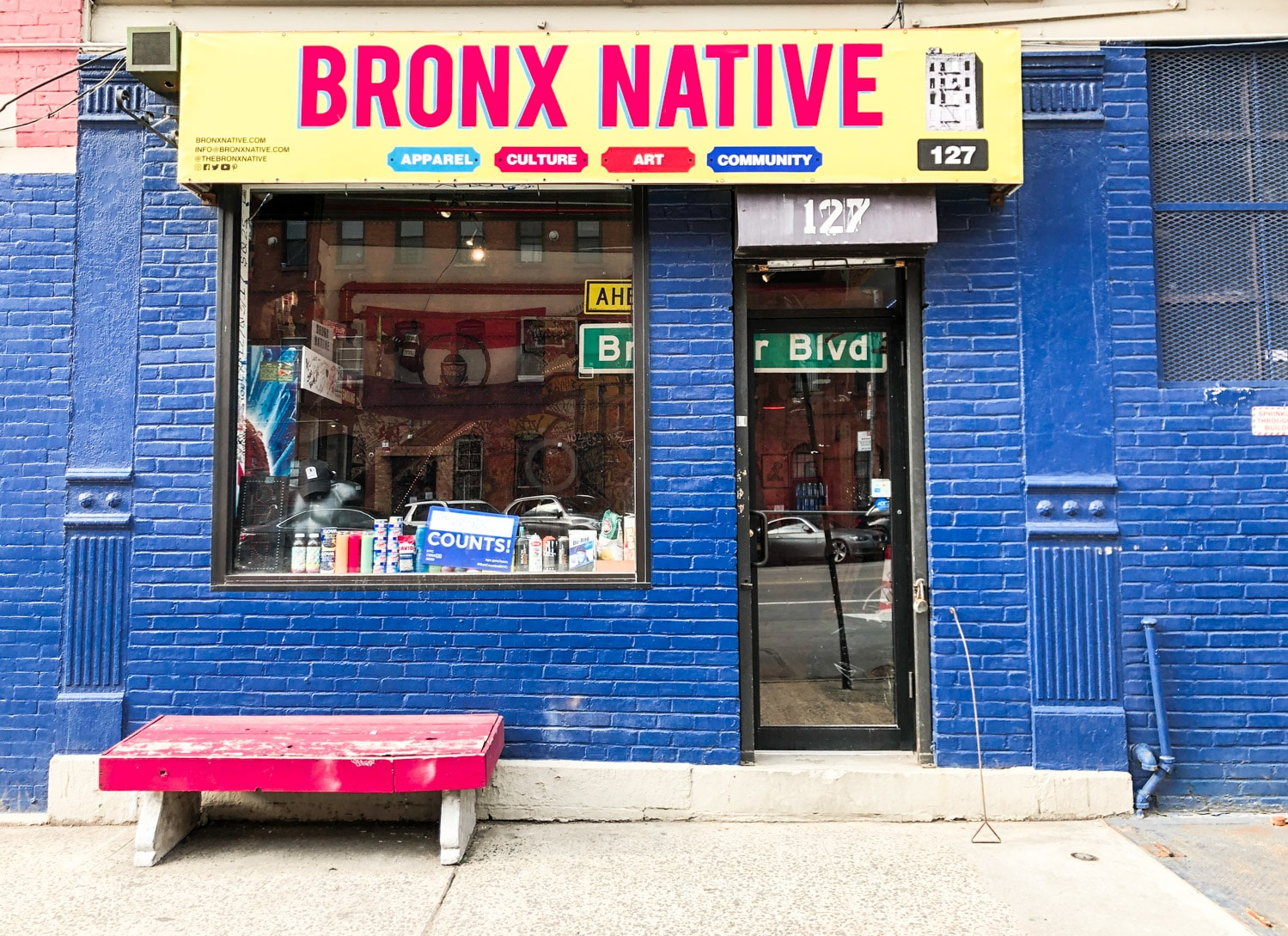 bronx native shop new york bronx