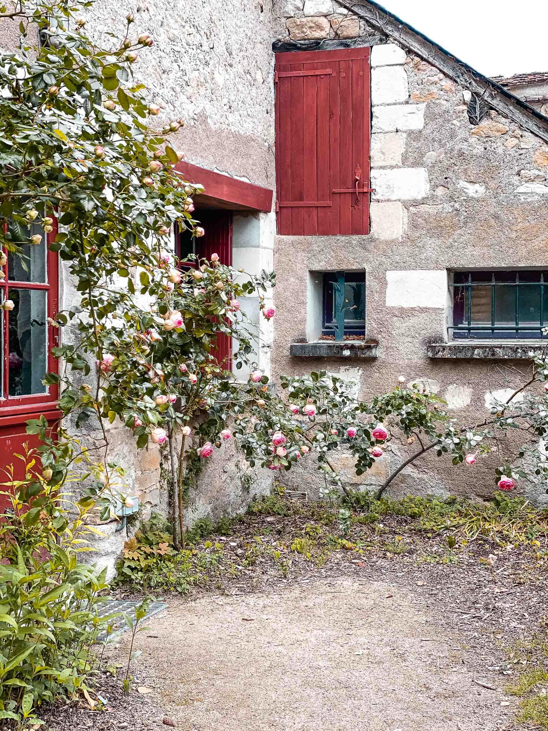 chateau-du-clos-luce-exterieur Escapade en famille sur les traces de Léonard de Vinci au Château du Clos Lucé